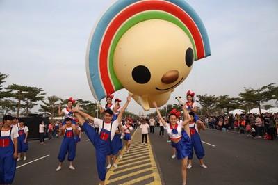 OPEN!大氣球遊行、路跑交通管制