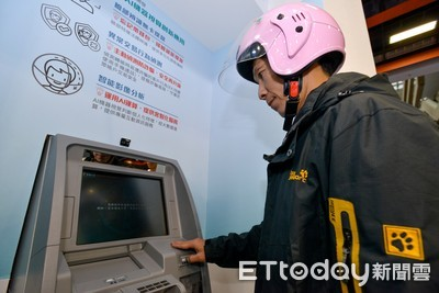 金融業全拚了! 金融科技展搬出防詐騙ATM、人工智慧客服吸睛
