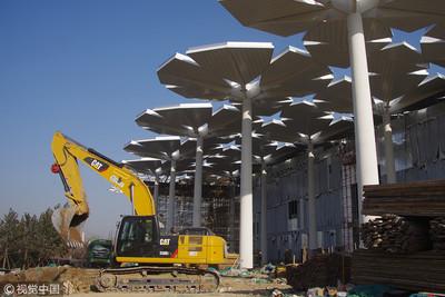 北京世園會明年4月試運行