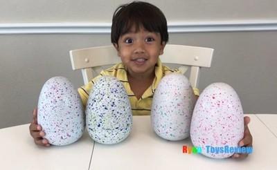 2018最賺Youtuber! 7歲孩靠玩玩具「年收6億」主粉絲也是小孩