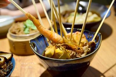 台北隱藏版麻辣串  還有創新功夫菜