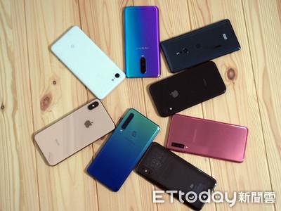 8款手機夜拍實測(2)
