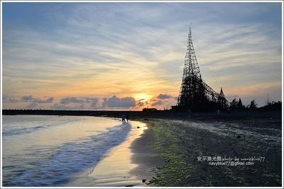 台南秘境漁光島 看海景走森林步道
