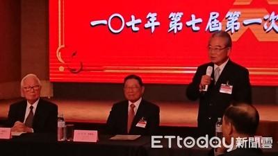 江丙坤歷練豐富 談妥WTO助貿易