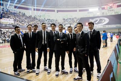 陳建州霸氣 AJ11贈夢想家教練團