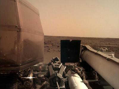 人類首次聽到火星風聲 音檔超驚奇