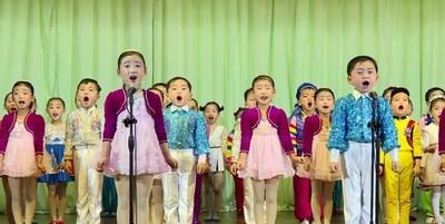 北韓5歲同就開始受金氏政權洗腦