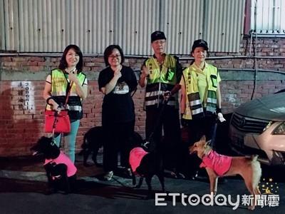 振興里守護犬 社區治安宣導亮點