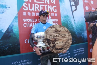 國際衝浪賽落幕 青少年男子巴西奪冠