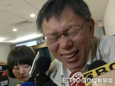 葉毓蘭:柯文哲演技可以勇奪奧斯卡金像獎