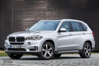 BMW為混合動力車配備純電走行