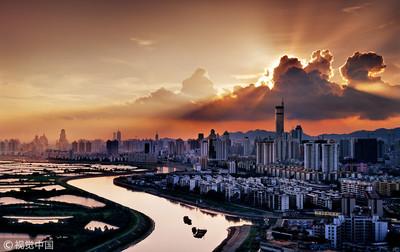 陸31省份上半年GDP出爐榜首廣東