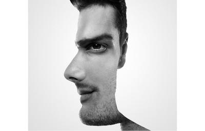 從第一眼看到男人正面or側面看個性