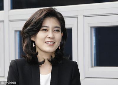 三星長公主身價上億 長年居韓國女首富
