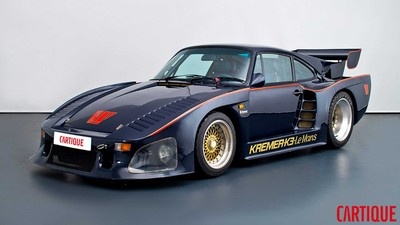 保時捷935賽車拍賣價上看2500萬