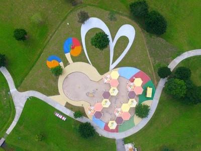 地表上的「大黃蜂遊戲場」啟用!