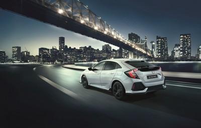 英國Honda Civic追加新車型