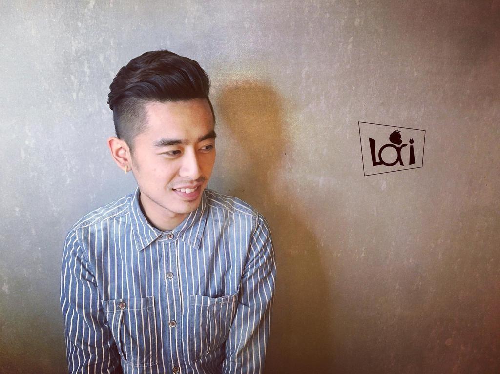 ▲國字臉可以做兩側剃短髮型(圖/翻攝自網站/Stylemap)