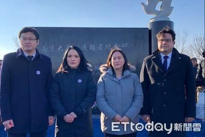 海外首座南京大屠殺紀念碑 多倫多揭幕