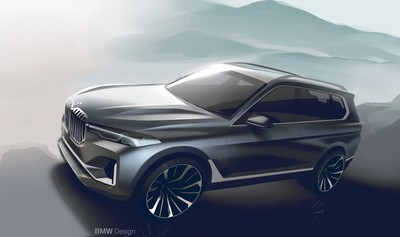 BMW X7才發表超豪華X8來篡位