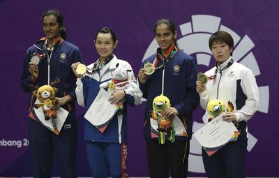 印度羽球模請南韓、印尼外教拚奧運