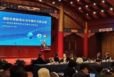王毅:中國時刻關心海外同胞安危