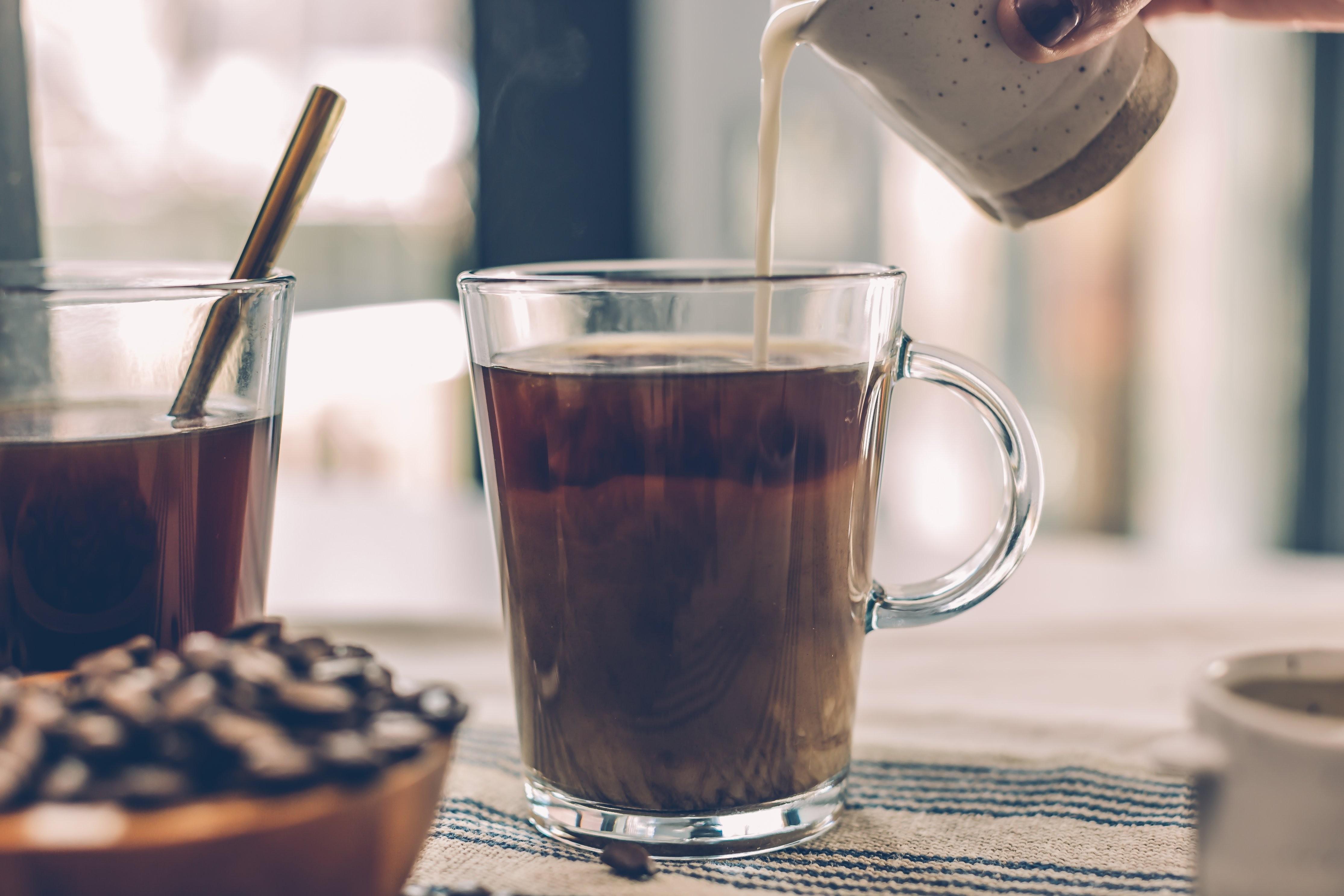 咖啡,飲料,下午茶店,餐廳,下午茶(圖/取自免費圖庫stocksnap)