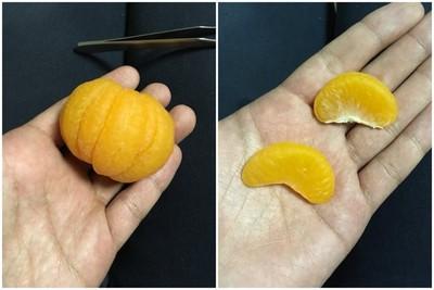 強迫症發作! 把橘子「白色鬚鬚」全剝光才爽的人意外多