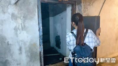 獨/5層樓高日軍通天隧道 西子灣防空洞首曝光