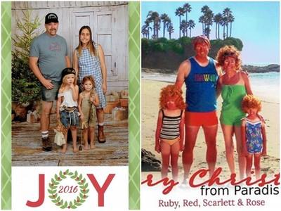 記得「連做12年瞎趴聖誕卡」的夫妻嗎?沒錯,他們的鬼點子還沒停