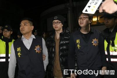 孫安佐訊後被3限 檢:無羈押必要