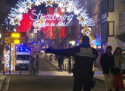 法國聖誕市集爆槍擊案 無波及國人