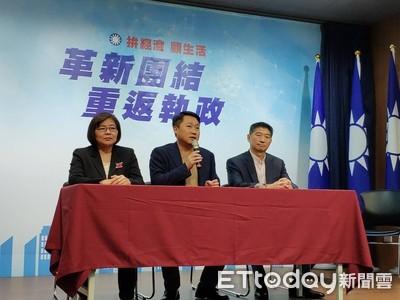 國民黨徵召陳炳甫 挑戰士林大同深綠選區
