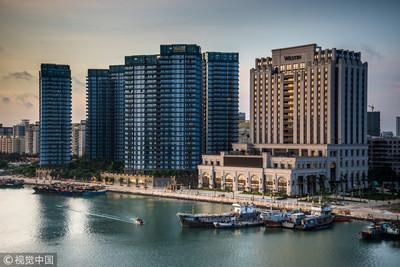 海口全市單日接待遊客14萬人次