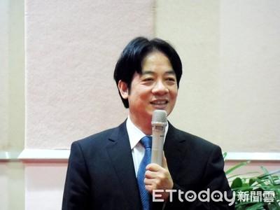 卓榮泰挑戰黨主席 賴清德喊「加油」