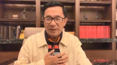 陳水扁肯定林佳龍:未來閣揆人選
