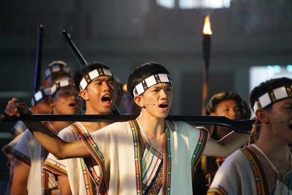 ▲ 金山高中「原」味十足 原住民生榮獲藝術教育貢獻獎。(圖/金山高中提供)