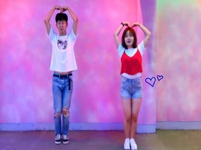 超有效!南韓情侶自創「瘦身舞」