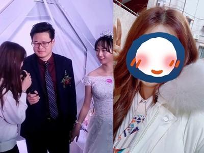 空靈女神現身哥哥婚禮 穿搭網讚爆