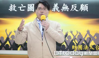 痛罵派系 游盈隆:黨到現在為何還不檢討?