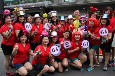 新竹市城市馬拉松 啦啦隊招募中