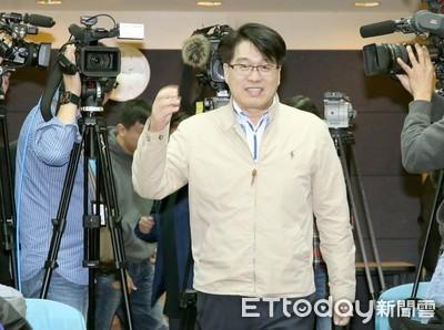 游盈隆酸卓榮泰選黨主席「靠小英」