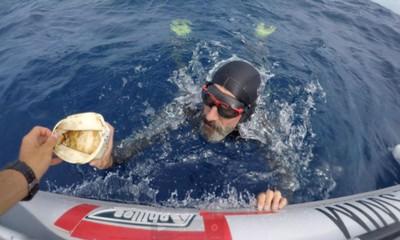 日游到夏威夷 他每3分驚見塑料