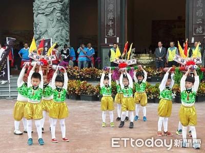 二結王公文化節 暨安座週年廟宇嘉年華
