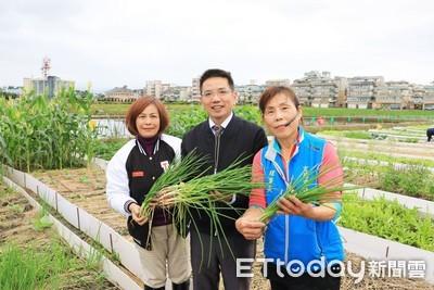 拔菜種菜享樂 友善農場成果發表