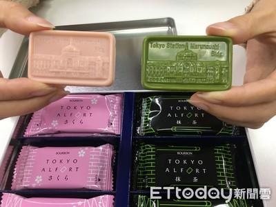 帆船巧克力限定口味僅東京車站買得到