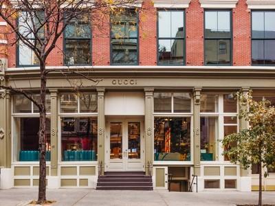 GUCCI紐約開書店 全球唯一