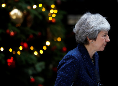 換首相不一定會對英國信評有影響 「硬脫歐」才會