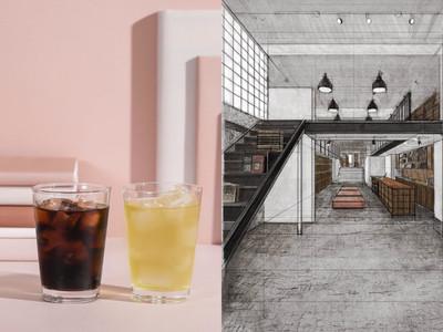 東京「無限暢咖啡書店」