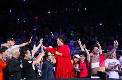 吳宗憲宣布高雄開唱!放話找韓國瑜